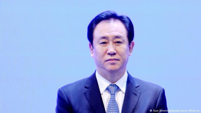 Hui Ka Yan (or Xu Jiayin in Mandarin), chairman of China Evergrande Group