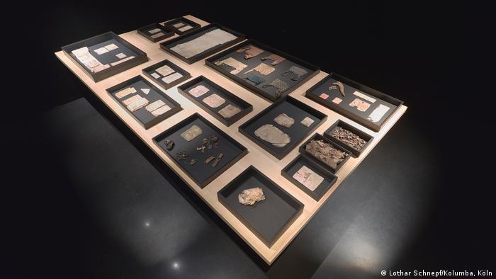 Артефакты из нидерциссенской генизы