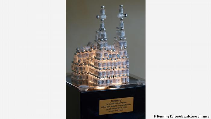 Кельнский собор в миниатюре