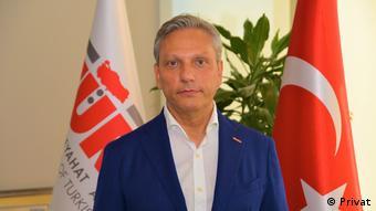 Türkiye Seyahat Acenteleri Birliği (TÜRSAB) Başkanı Firuz Bağlıkaya