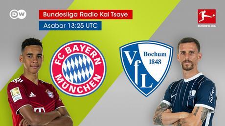 Fussball Bundesliga Radio Grafiken 5. Spieltag