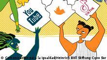Rompecabezas foto Bild für die Recherche, die in Buenos Aires, Argentinien gemacht wurde Feminist Activism and anti-rights groups in the Southern Cone of Latin America © Comunicación para la igualdad / Heinrich Böll Stiftung Cono Sur