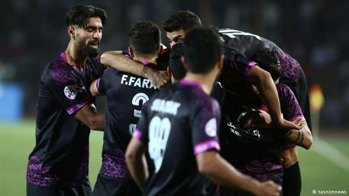 Iran I Persepolis FC