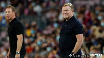 FC Bayern Munich vs Liga dos Campeões FC Barcelona |  Treinador