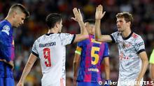 Champions League I FC Barcelona vs Bayern München
