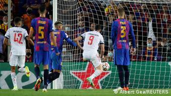 Champions League I FC Barcelona vs Bayern München   Tor 0:2