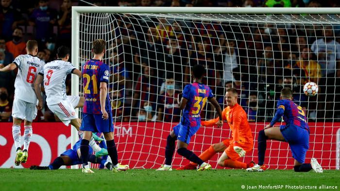 Champions League I FC Barcelona vs Bayern München | Tor 0:3