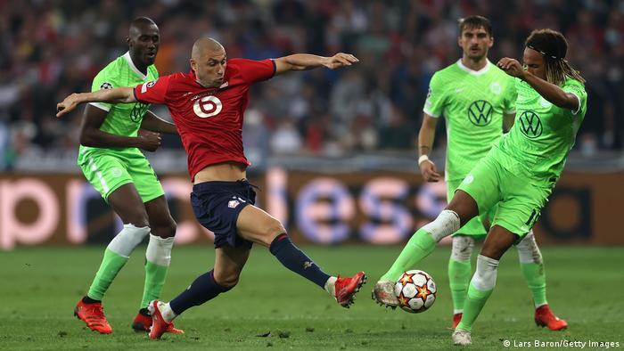 Fußball Champions League || Lille OSC vs VfL Wolfsburg