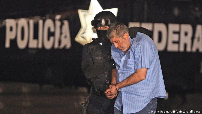 Mexiko | Verhaftung Vicente Carrillo Fuentes