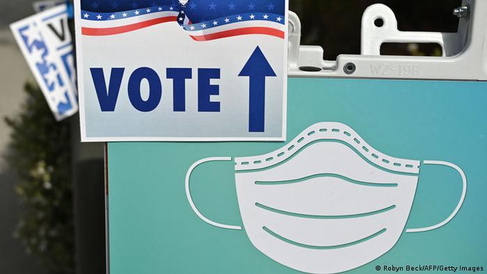 USA Kalifornien | Abwahl Abstimmung Gouverneur Newscom