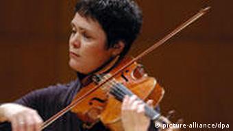 Tabea Zimmermann forma parte del Cuarteto Arcanto