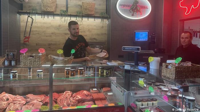 Makarska, Kroatien | Boutique-Metzgerei und Restaurant in einem
