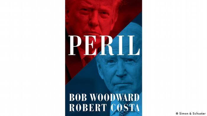 غلاف كتاب خطر للكاتب بوب وودوارد و روبرت كوستا