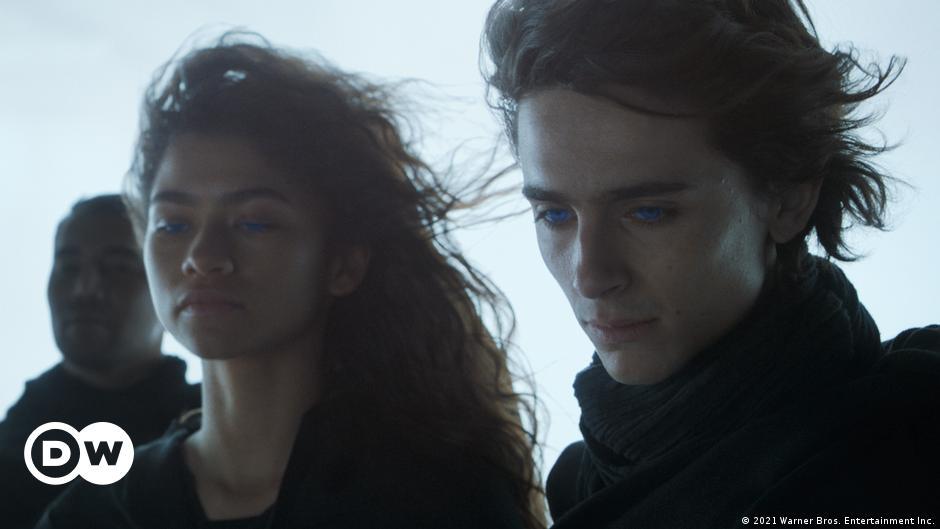 "Neuverfilmung von ""Dune"" im Kino"
