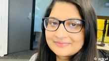 Asma Azhar, Bloggerin DW Urdu