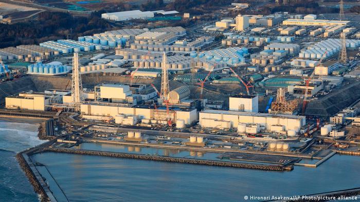 Japan Fukushima Daiichi Nuclear Power Plant