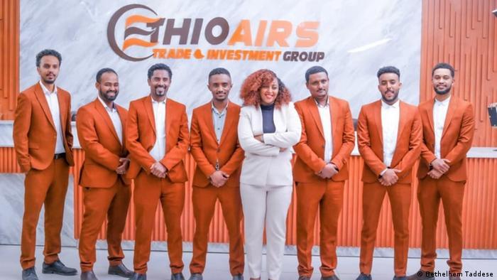 Äthiopien | Bethlehem Tadesse | Nominiert für African Women Innovation and Entrepreneurship Award Forum