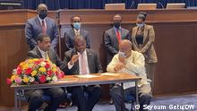 First Benefit Corporation for Africa Forum Wo- Addis Abeba, Ethiopia Wann- 15.09.2021 Author- Seyoum Getu (DW correspondent)