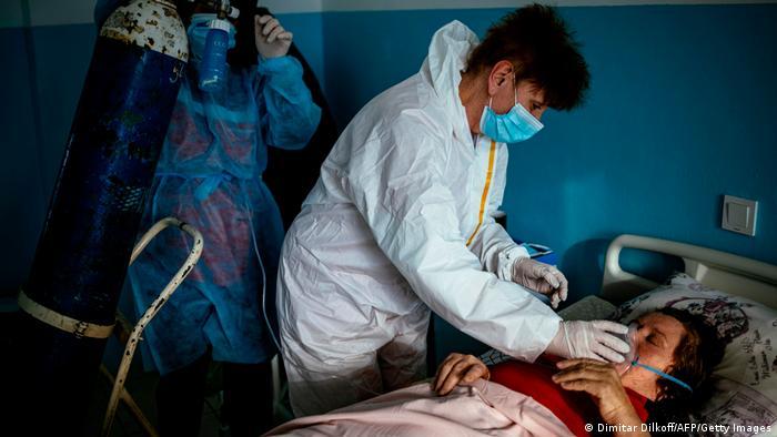 Bulgarien | Coronavirus Pandemie