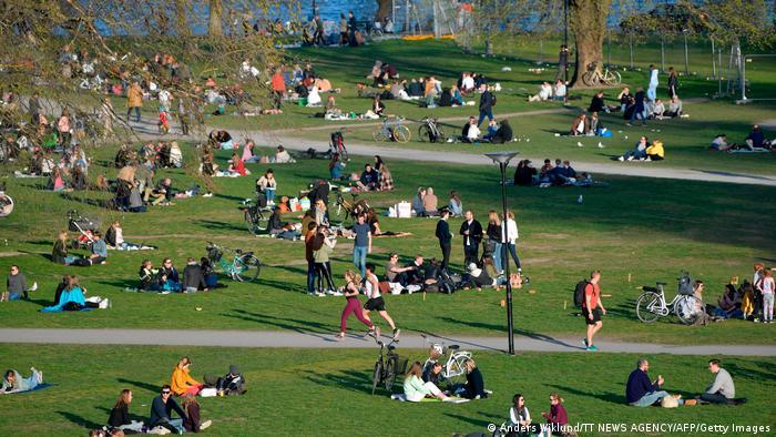 Schweden | Coronavirus Pandemie