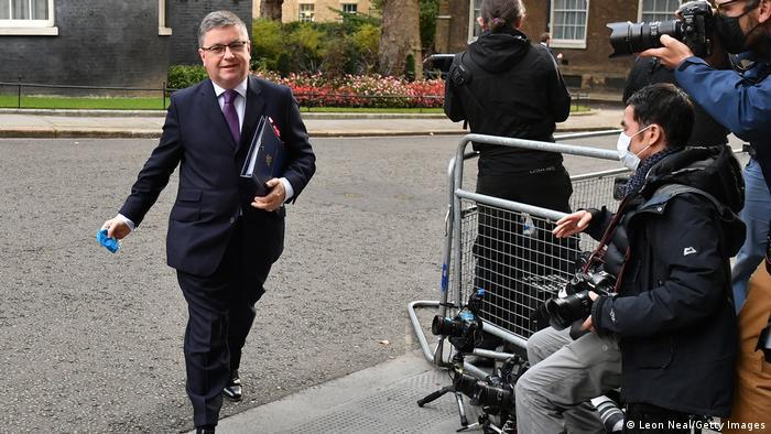 Großbritannien London 2020 |Robert Buckland, Justizminister