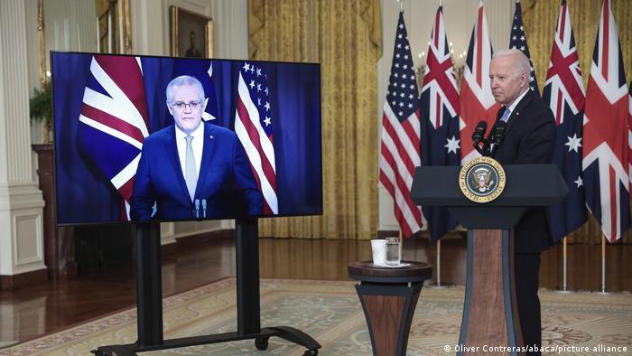 Morrison i Biden