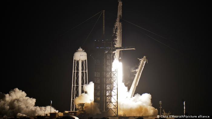 Privater Spaceflight I SpaceX Falcon 9