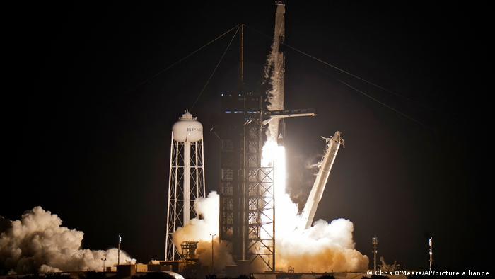 Falcon 9 böyle havalandı