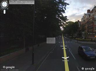 A Google Street View screenshot