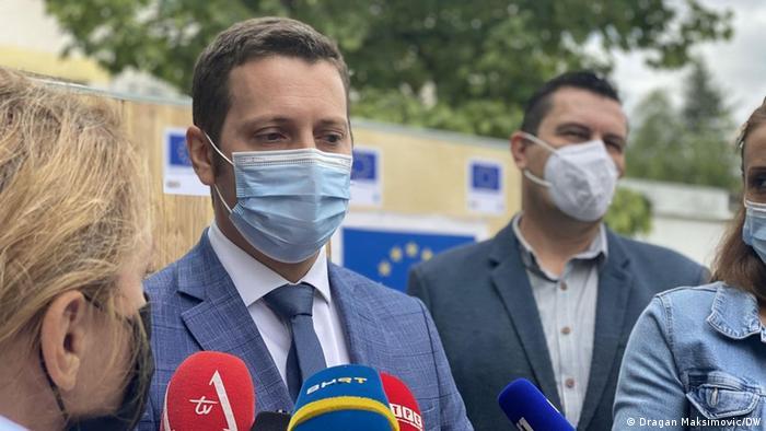 Direktor Instituta za javno zdravstvo RS, Branislav Zeljković