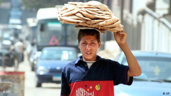 Ägypten Brot