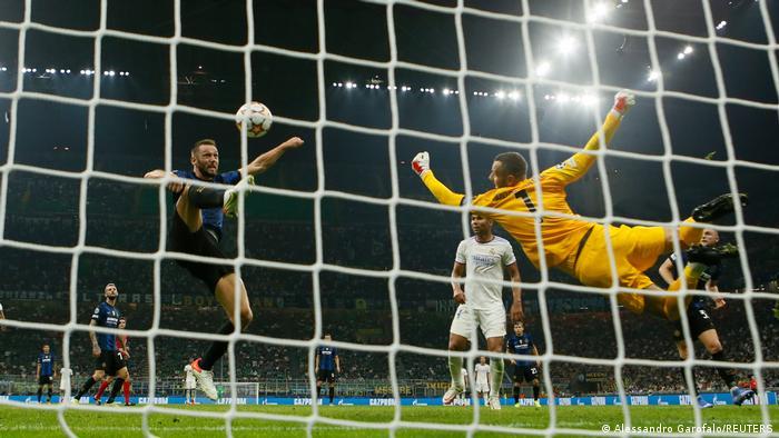 UEFA Champions League | Inter Mailand - Real Madrid