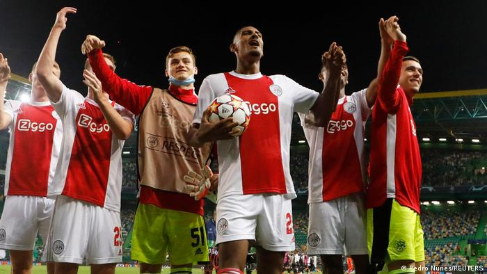 UEFA Champions League | Sporting Lissabon - Ajax Amsterdam
