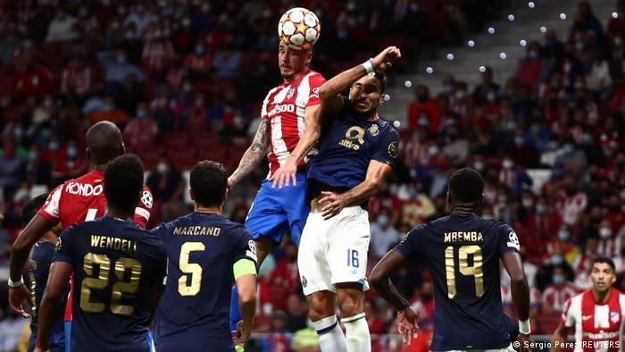 UEFA Champions League | Atletico Madrid - FC Porto