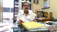 Barun Natta, vice chairman of Dumdum Municipality The inhabitants of Kolkata are being bothered by the twin troubles of malaria and cholera.