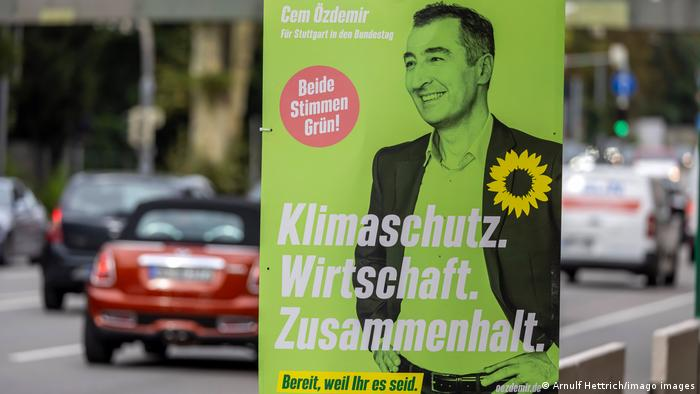 Ако зависи от Анкара, германските турци в никакъв случай не бива да гласуват за него: Джем Йоздемир и неговата Зелена партия
