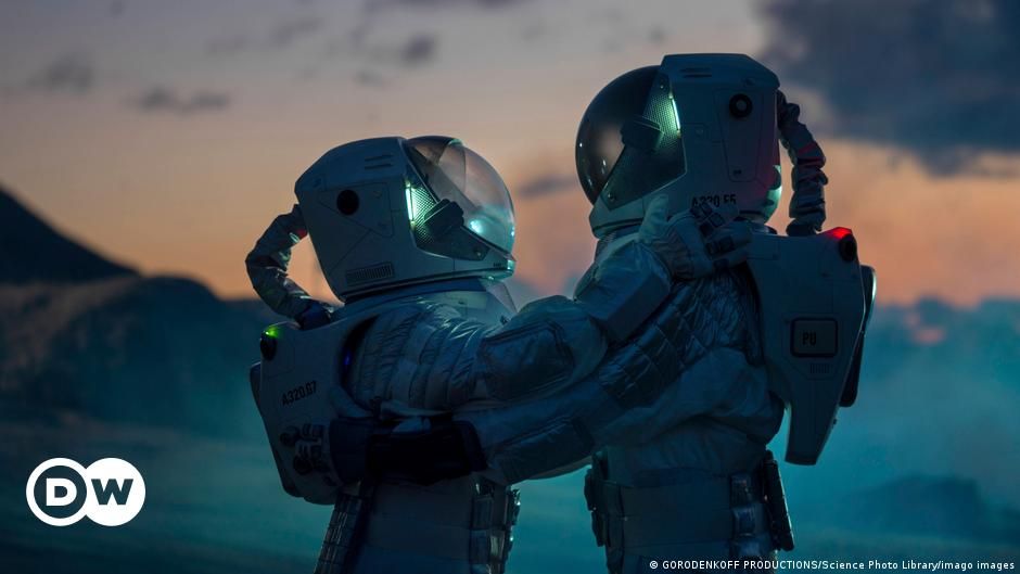 Let's talk about sex — in space
