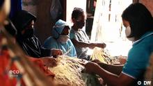 ***Nur zur angegegebenen Sendung verwenden**** ECIE Aktivist: Indonesien, Ost Nusa Tenggara, Yerni Bolu, Handwerksausbildung
