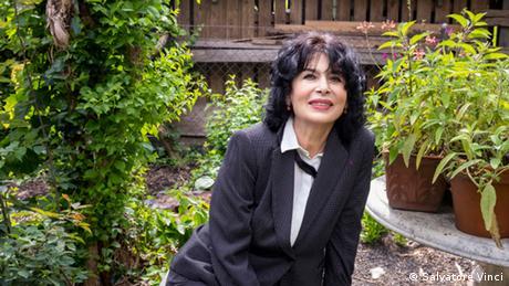 Zurich | Author Monika Helfer | German book prize nominee 2021