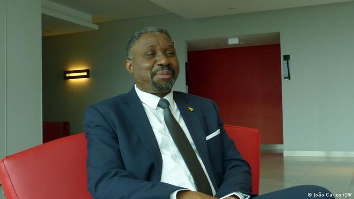 Zentralafrika l Premierminister Jorge Bom Jesus von São Tomé und Príncipe