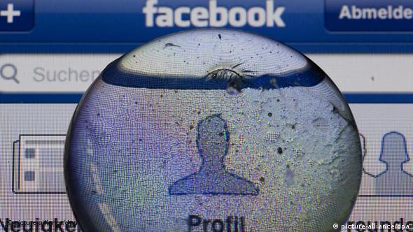 Facebook Nutzer User Computer Datenschutz Internet Web 2.0 Flash-Galerie