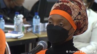 Mosambik | Ângela Leão im Gericht