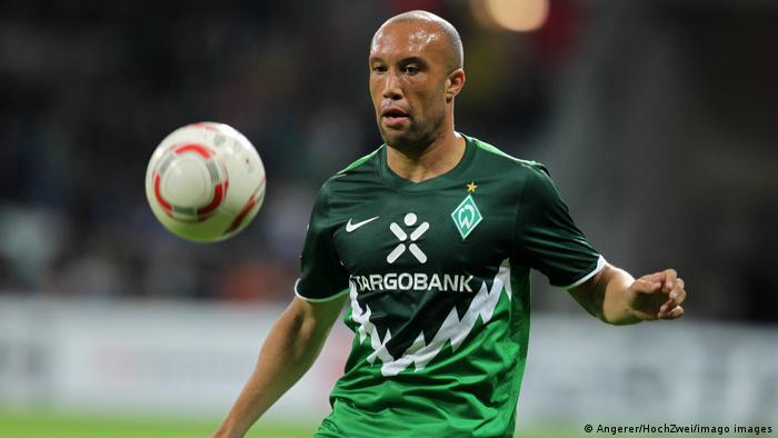 Ex-Werder Bremen player Mikael Silvestre