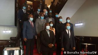 Mosambik Luanda | Treffen zwischen UNITA, Regierung und Journalisten