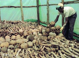 Ruanda Völkermord