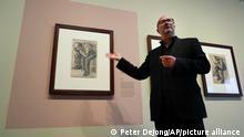 Niederlande Kunst l Van Gogh - Studie für Worn Out