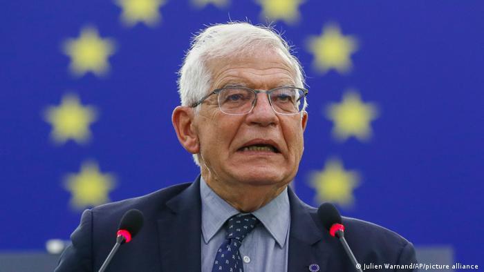 EU Afghanistan l Frankreich, Chef der EU-Außenpolitik, Josep Borrell