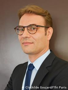 Paul Maurice from the Research Committee for Franco-German Relations (CERFA) at the Paris-based French Institute for International Relations