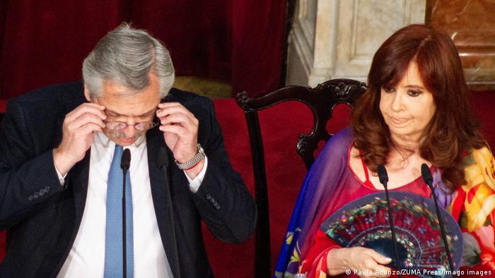 Argentinien | Alberto Fernández und Cristina Fernández de Kirchner