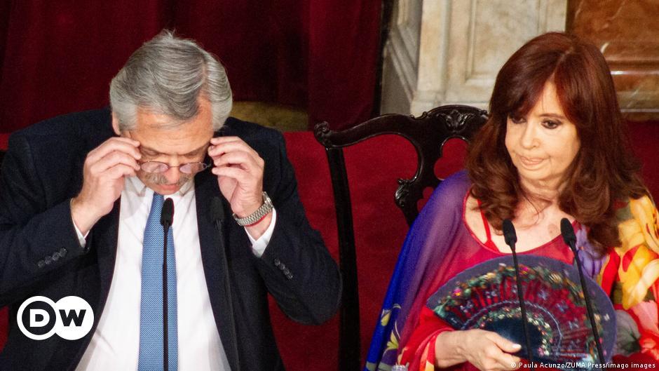 Machtkampf erschüttert Argentiniens Regierung